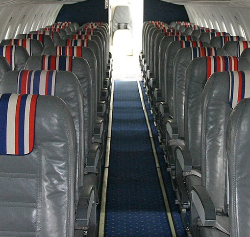 ATR42-Private Jet cabin