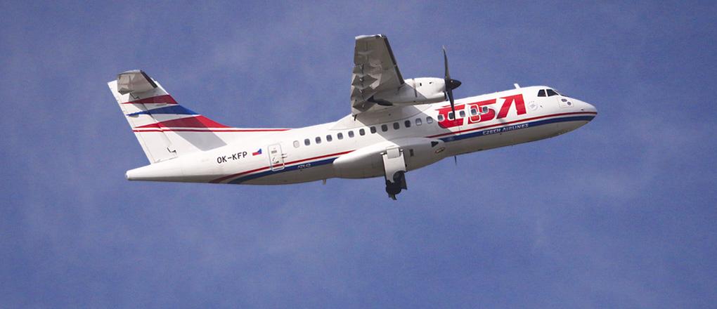ATR42_Private_Jet Charter