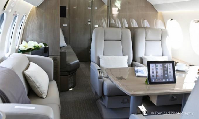 Corporate charter interior