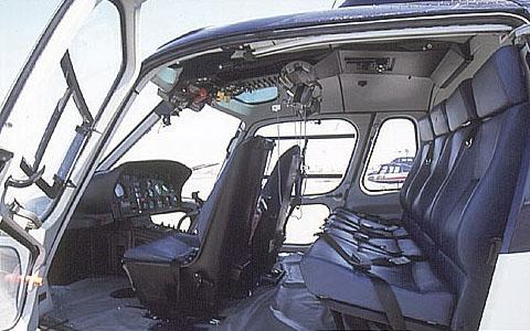 eurocopter 120 Cabin