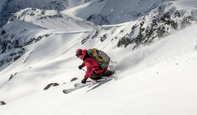Private Ski Charters from Freedom Air