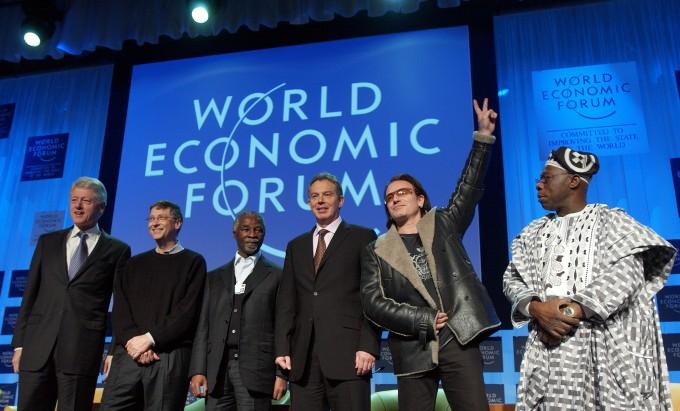 World Economic Forum, Davos, 2016