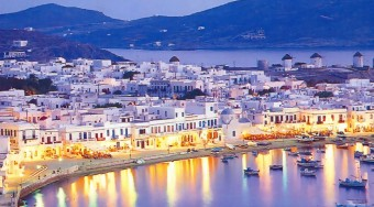 private jet hire Mykonos