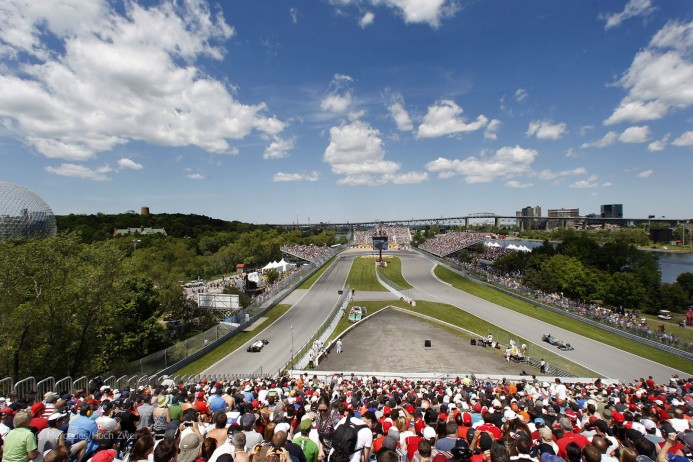 private jet hire Canadian F1 grand prix, in Montreal.