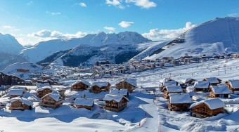 private jet hire, Alpe d'huez