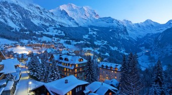 private jet hire Wengen