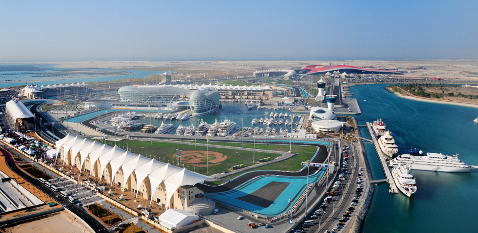 private jet hire, Abu Dhabi F1 grand prix 2016, Abu Dhabi, Yas Marina/