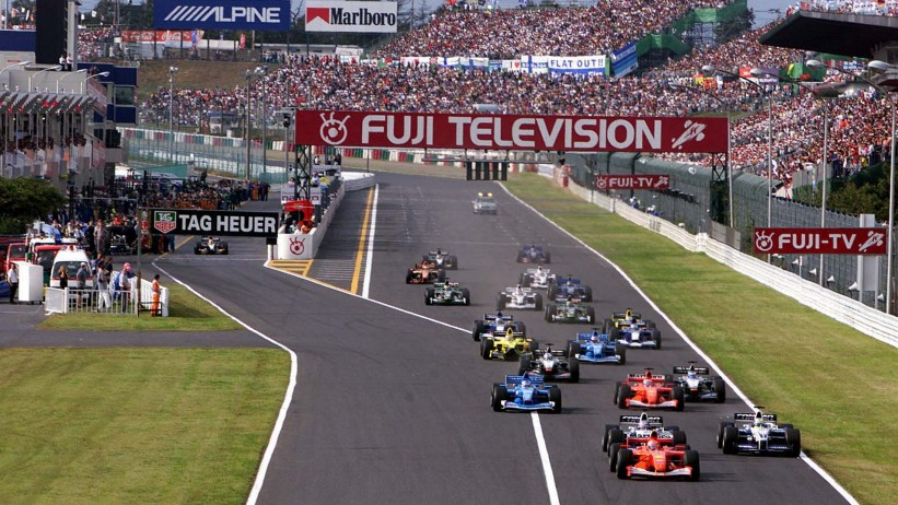 Private Jet Japanese F1 Grand Prix  Private Jet Charters With Freedom Air