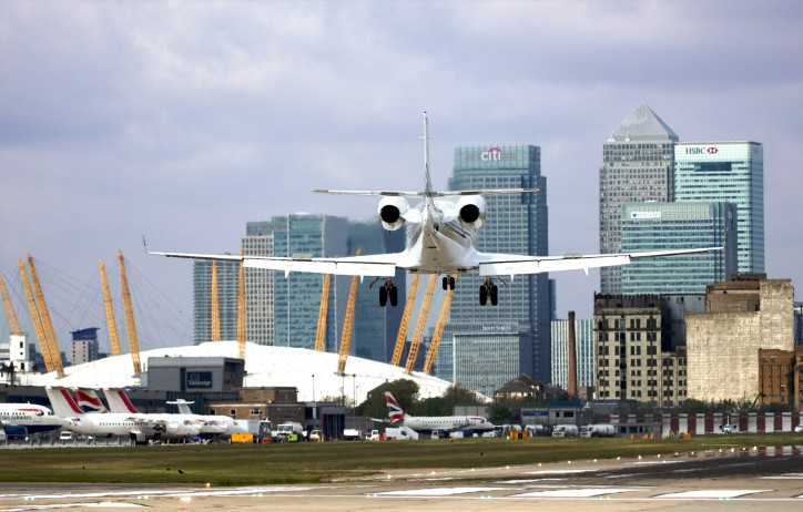 london city airport jet centre