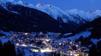 private jet hire, St. Anton