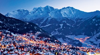 private jet hire verbier