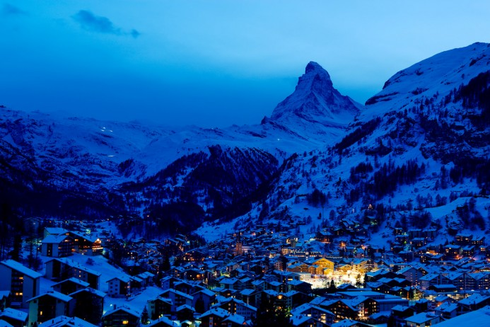 private jet hire zermatt