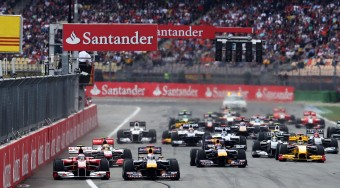 private jet hire to the German F1 grand prix at Hockenheim 2016
