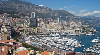 private jet hire Monaco