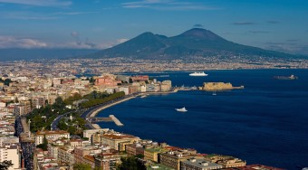 private jet hire Naples