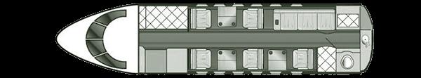 Hawker-800XP-cabin_layout