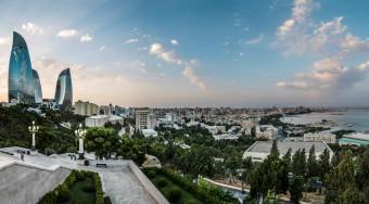 private jet hire European F1 grand prix, Baku city circuit, Baku, Azerbaijan