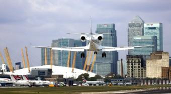 london city airport jet centre