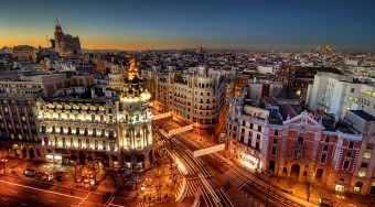 private jet hire madrid