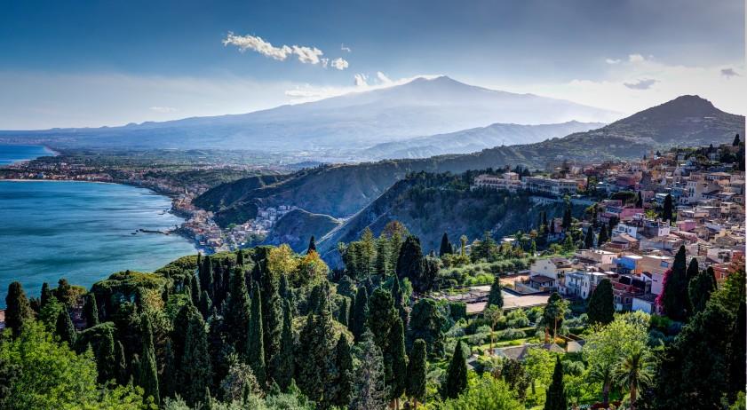 private jet hire Sicily