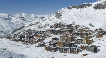 private jet hire Val Thorens