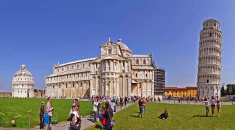 private jet hire Pisa