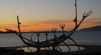 The Sun Voyager in Reykjavík